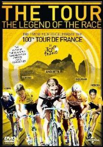 The Tour: The Legend of the Race DVD